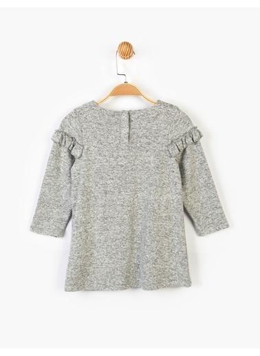Panolino  Çocuk Elbise14908 Gri